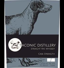 Rye Whiskey Taconic Distillery Straight Rye Whiskey Cask Strenghth 115pf 750ml