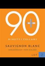 Sauvignon Blanc - New Zealand Ninety Plus Cellars Sauvignon Blanc Lot 2 750ml Marboro New Zealand