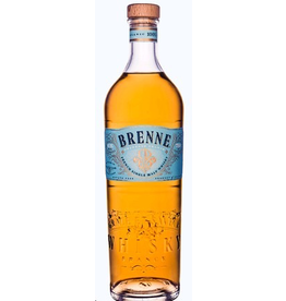 Single Malt Scotch Brenne French Single Malt Whiskey Finished in Cognac Barrels 750ml
