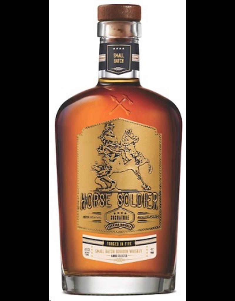 Bourbon Whiskey Horse Soldier Small Batch Bourbon Whiskey 750ml