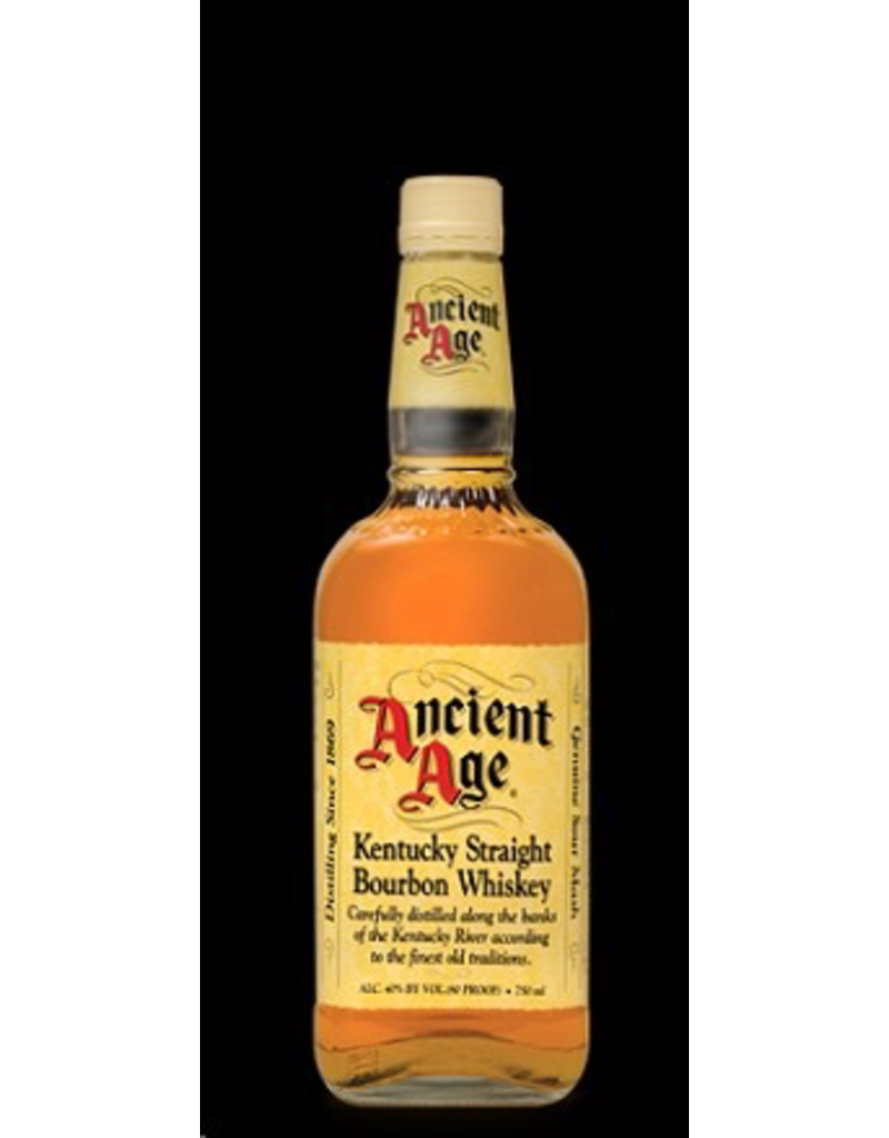 Bourbon Whiskey Ancient Age Bourbon Whiskey Liter