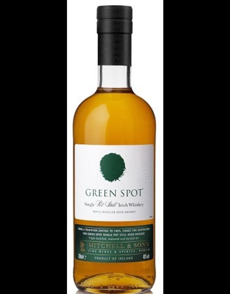 Irish Whiskey Green Spot Single Pot Still Irish Whiskey 750ml