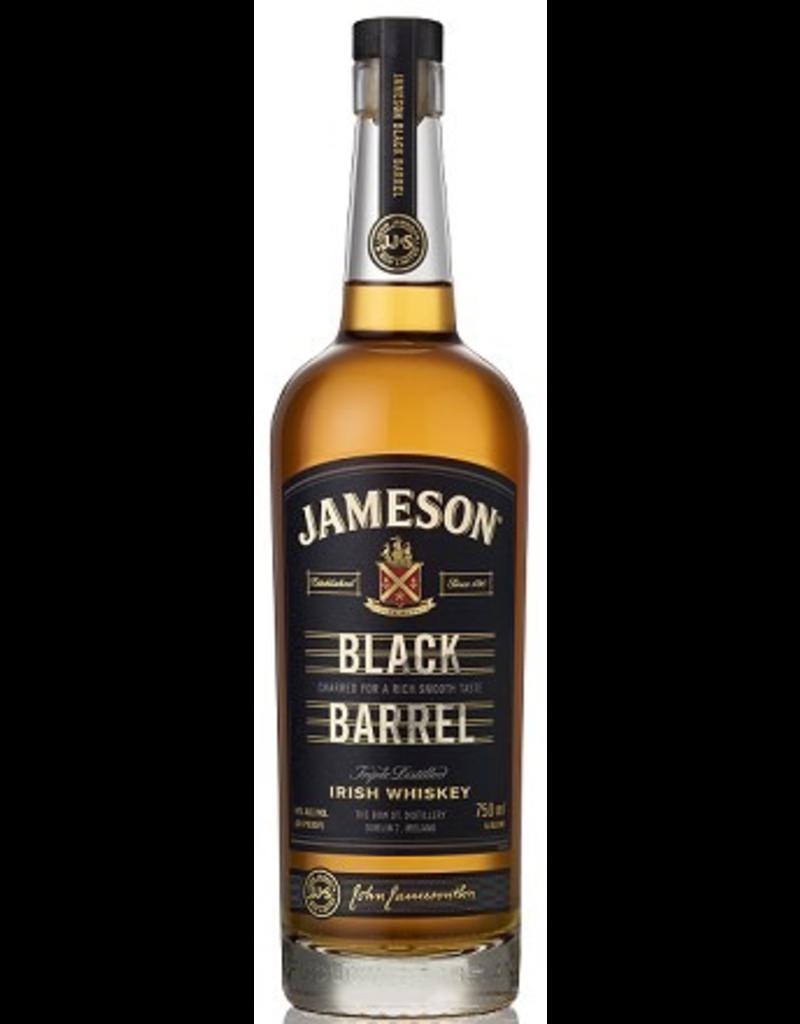 Irish Whiskey Jameson Black Barrel Irish Whiskey Liter