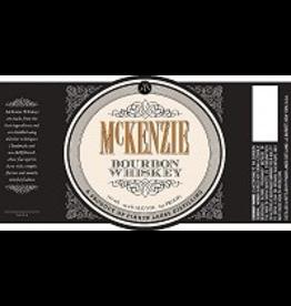 Bourbon Whiskey McKenzie Bourbon Bottled in Bond Whiskey 750ml