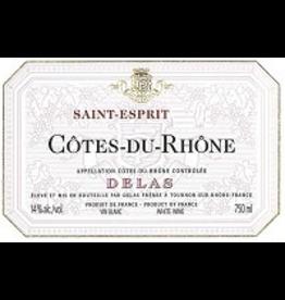 Rhone Delas Cotes-Du-Rhone Blanc Saint-Esprit 2018 750ML
