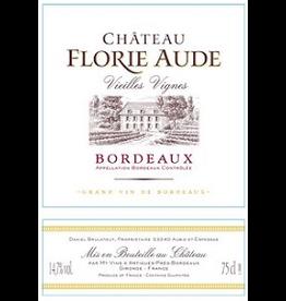 Bordeaux Red Chateau Florie Aude Bordeaux 2018 750ml