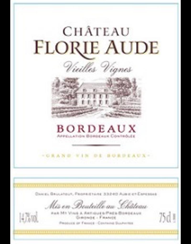 Bordeaux Red Chateau Florie Aude Bordeaux 15/16/2017 750ml