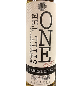 Gin StillTheOne Distillery Two Comb Barrelled Gin Distilled from PURE Honey 750ml