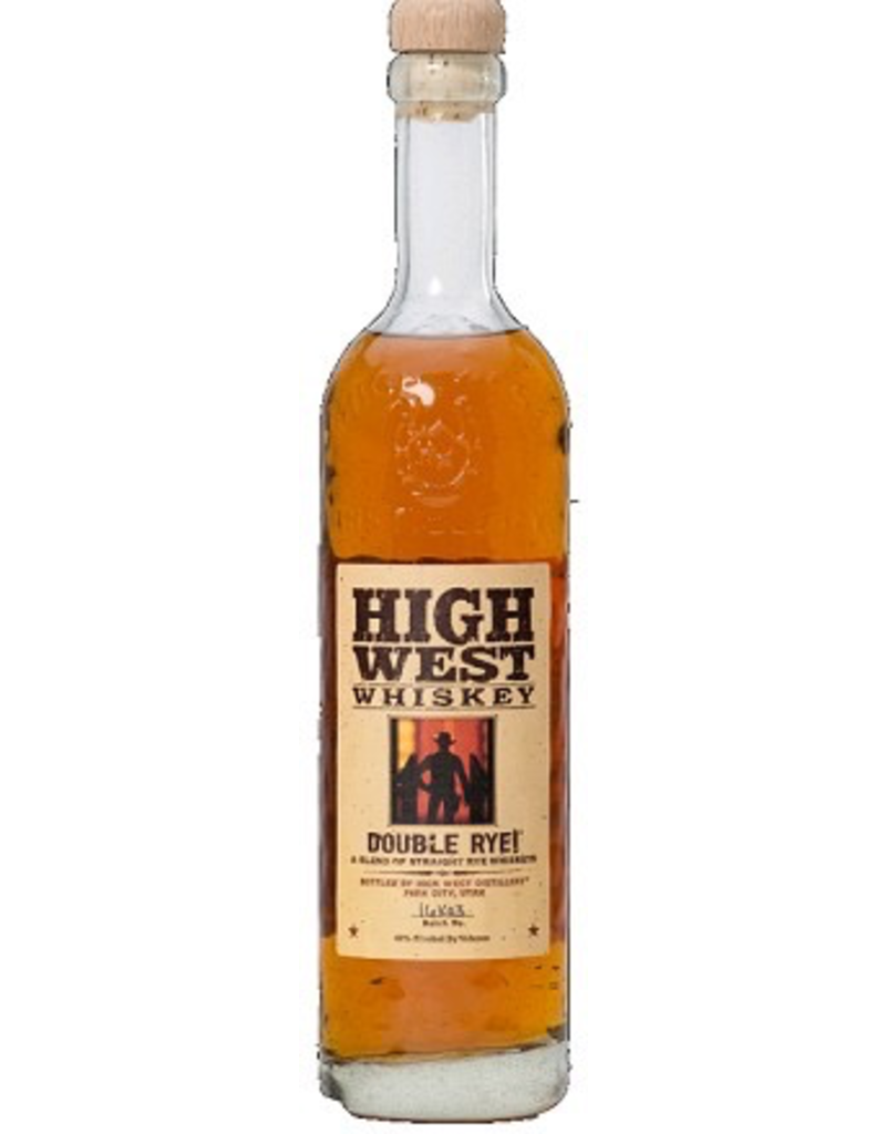 Rye Whiskey High West Double Rye 750ml