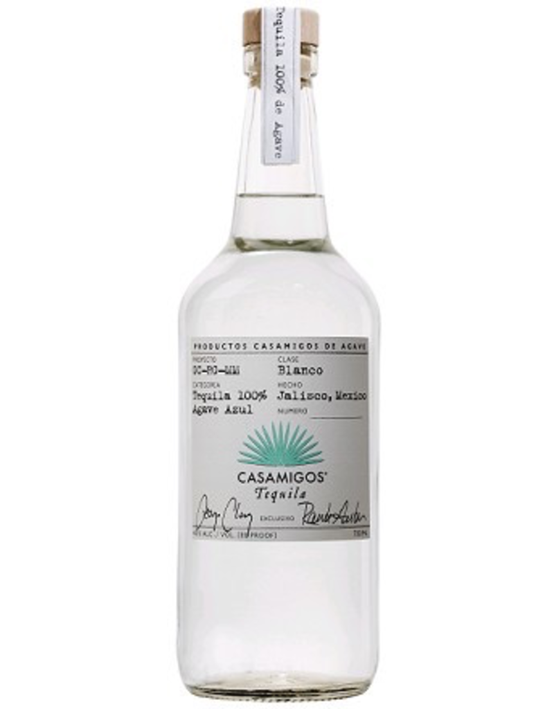 Tequila Casamigos Blanco Tequila 1.75 Liter