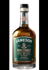 Irish Whiskey Jameson Bow Street 18yr old 110proof Irish Whiskey 750ml