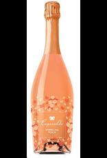 Prosecco Caposaldo Sparkling Peach Moscato 750ml