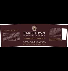 Bourbon Whiskey Bardstown Bourbon Company Collaborative Series Phifer Pavitt Reserve Cask Strength 750ml