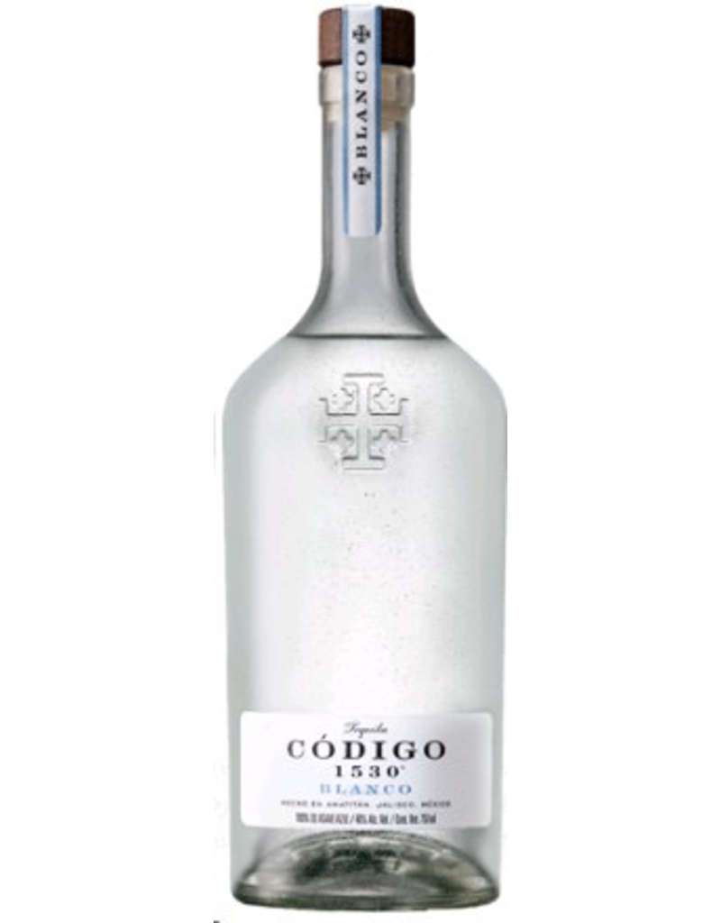 Tequila Codigo 1530 Blanco Tequila Liter