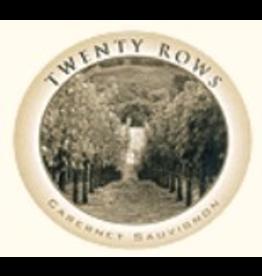 Cabernet Sauvignon California Twenty Rows Cabernet Sauvignon 2016 North Coast 750ml
