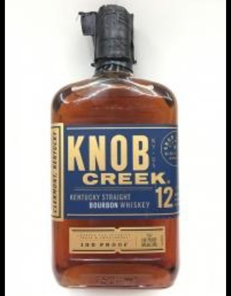 Bourbon Whiskey Knob Creek Bourbon 12 year old 750ml