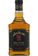 Bourbon Whiskey Jim Beam Bourbon Black Extra-Aged  1Liter