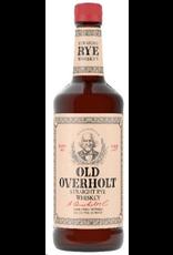 Rye Whiskey Old Overholt Straight Rye Whiskey 1.75 Liters