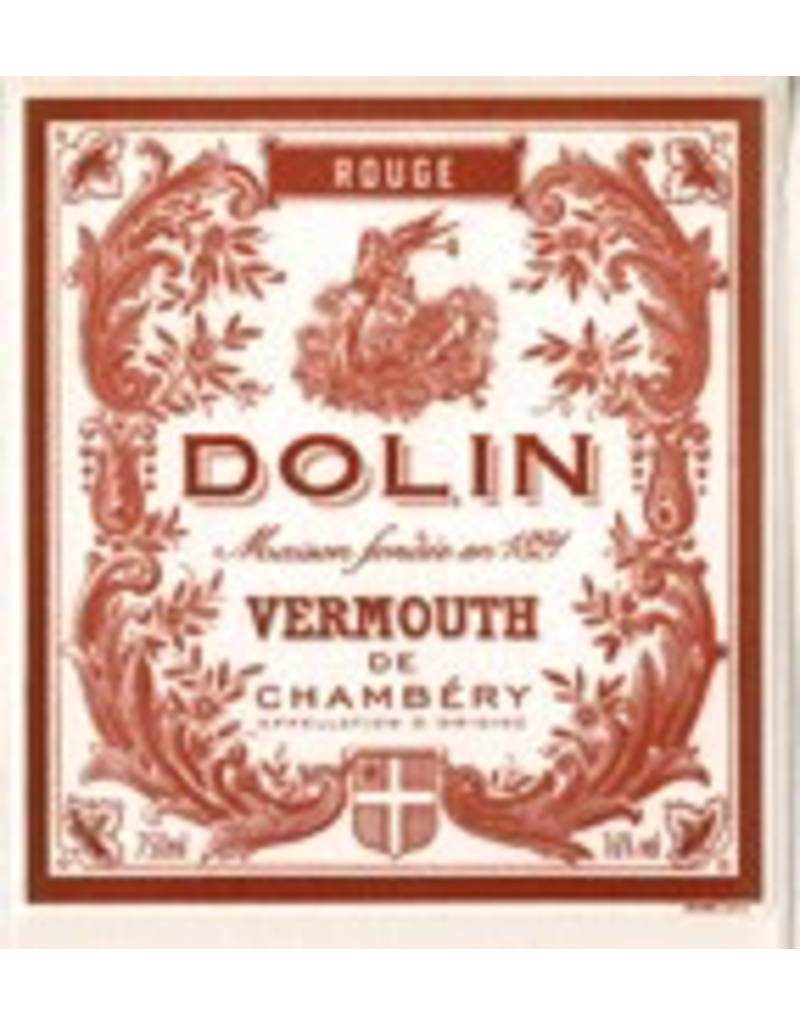 Vermouth Dolin Vermouth de Chambery Rouge 750ml