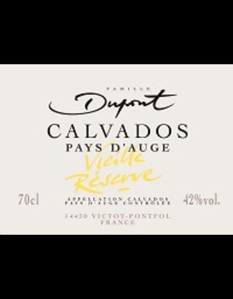 CALVADOS Domaine Dupont Calvados Vieille Reserve 750ml