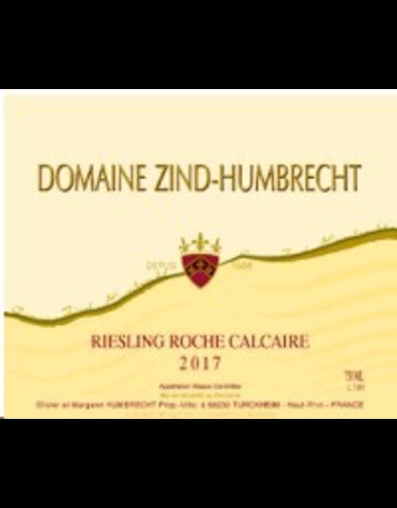 Geweztraminer Domaine Zind-Humbrecht Riesling Roche Calcaire 2017 750ml