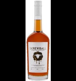 Bourbon Whiskey Skrewball Peanut Butter Whiskey 750ml