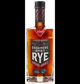 Rye Whiskey Sagamore Spirit Cask Strength Straight Rye Whiskey 114pf 750ml