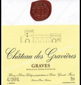 Bordeaux Red Chateau Des Gravieres Rouge Graves 2016 750ml