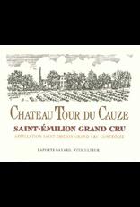 Bordeaux Red Chateau Tour Du Cauze St. Emilion Grand Cru 2016 750ml