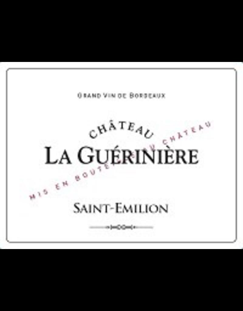 Chateau La Gueriniere Saint-Emilion 2018 750ml