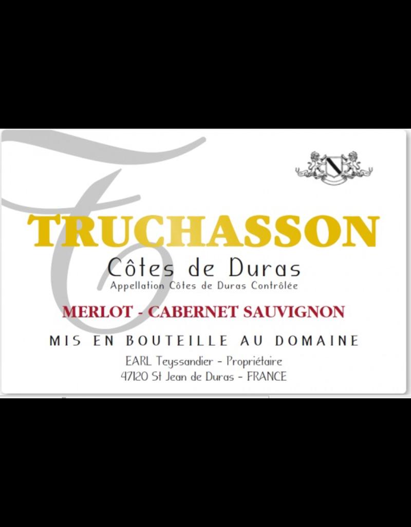 Bordeaux Red Domaine de Truchasson Duras Rouge 2018