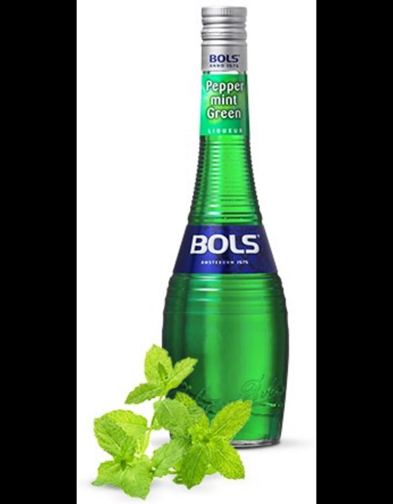 Cordials Bols Creme de Menthe Green Liter