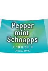 Cordials Bols Liqueur Peppermint Schnapps White Liter