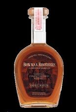 Bourbon Whiskey Bowman Brothers Small Batch Virginia Striaght Bourbon Whiskey 750ml