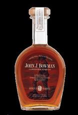 Bourbon Whiskey John J Bowman Single Barrel Bourbon 750ml