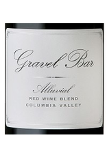 Red Blend Gravel Bar Alluvial Red Wine Blend Columbia Valley 2018 750ml Washington State