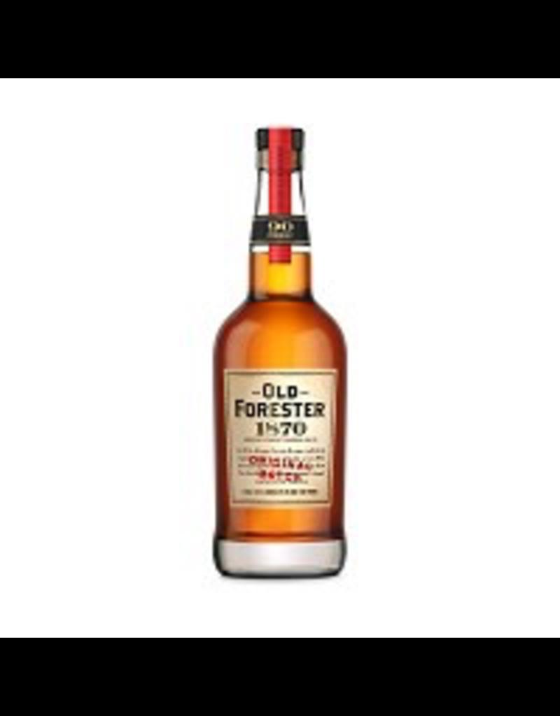 Bourbon Whiskey Old Forester 1897 Bottled in Bond Bourbon 750ml