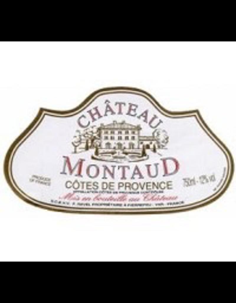 Rose Provence France Chateau Montaud Rose Cotes de Provence 2020 750ml France