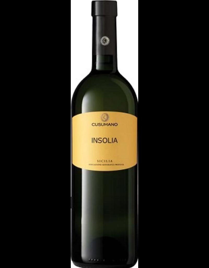 Italian White SALE Cusumano Insolia 2018 750ml REG $19.99