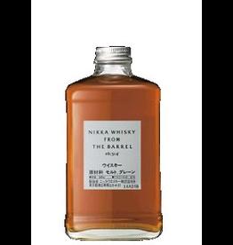 Japanese Whisky Nikka Whisky From The Barrel 750ml Japanese Whisky