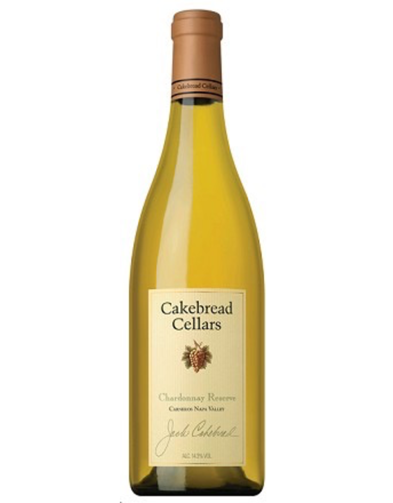 chardonnay SALE Cakebread Cellars Chardonnay Reserve 2018 750ml  REG $89.99