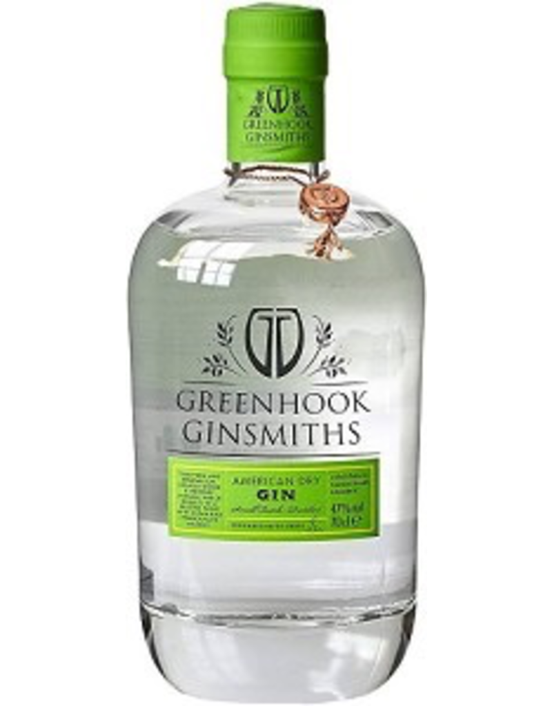 Gin Greenhook Ginsmiths Gin 750ml