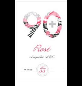 Rose SALE Ninety Plus Cellars Rose  Lanquedoc 2020 Lot 33 REG $13.99