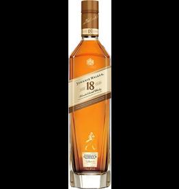 Blended Scotch Johnnie Walker Scotch 18 Year Liter