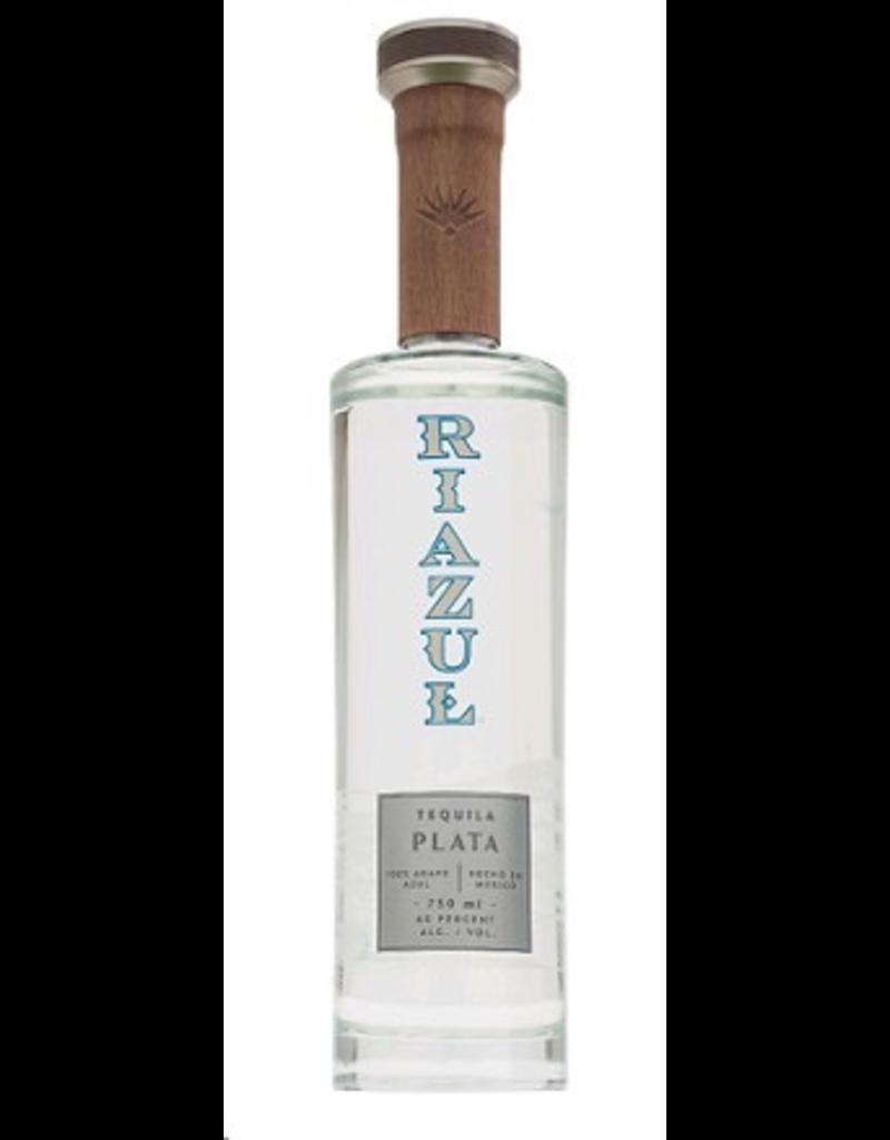 Tequila Riazul Plata Tequila 750ml