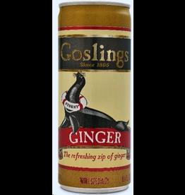Mixers Goslings Ginger Beer 4pk 250ml cans