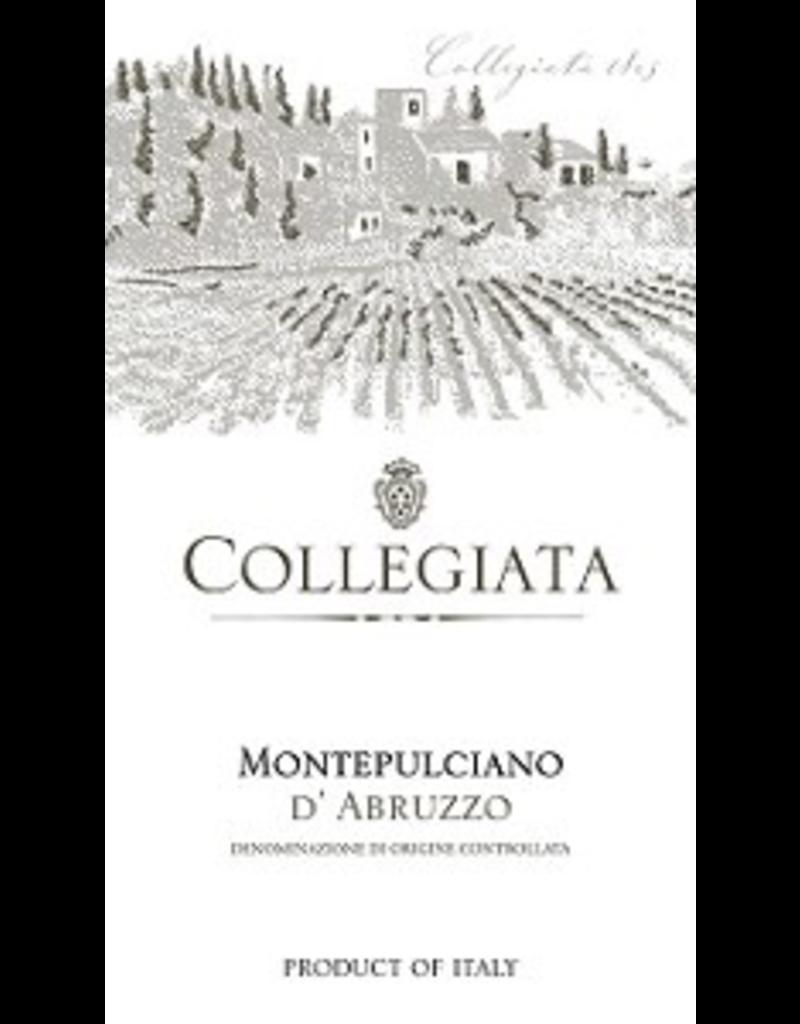 Italian Red Collegiata Montepulciano D'Abruzzo 750ml