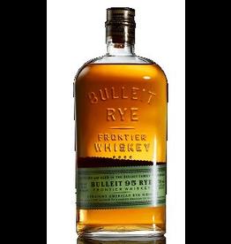 Rye Whiskey Bulleit 95 Rye Frontier Whiskey Straight American Rye Whiskey 95 proof  Liter