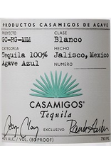 Tequila Casamigos Blanco Tequila 1liter