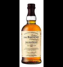 Single Malt Scotch The Balvenie Scotch Single Malt 12 Year Doublewood 750ml